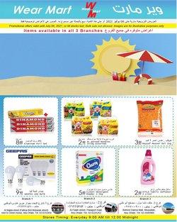 Wear Mart offers in the Wear Mart catalogue ( 14 days left)