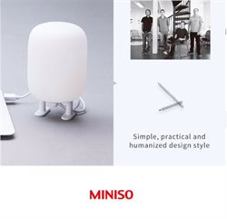 Miniso catalogue ( Expired )