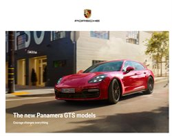 Porsche catalogue ( Expired )