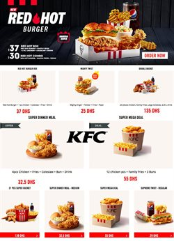 KFC catalogue ( Expired )