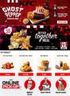 Restaurants offers in the KFC catalogue in Al Ain ( 6 days left )