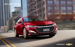Chevrolet offers in the Chevrolet catalogue ( 30 days left)