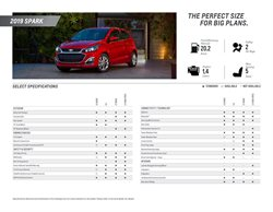 Chevrolet offers in the Dubai catalogue