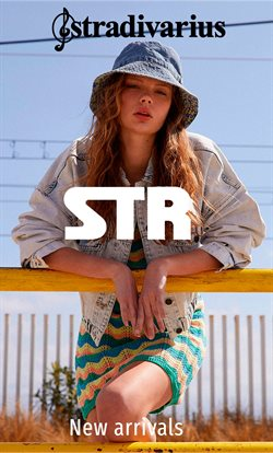 Stradivarius catalogue ( More than a month )