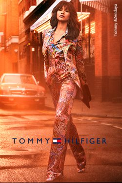 Tommy Hilfiger offers in the Dubai catalogue