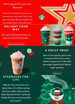 Starbuck's catalogue ( 27 days left )