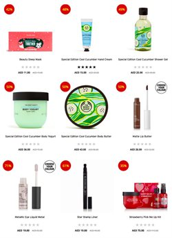 Offers of Body butter in The Body Shop