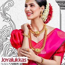 Joyalukkas offers in the Joyalukkas catalogue ( 28 days left)