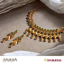 Clothes, Shoes & Accessories offers in the Joyalukkas catalogue ( Published today)