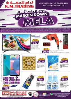 KM Trading catalogue in Sharjah ( 7 days left )