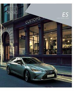 Lexus catalogue ( 2 days left )