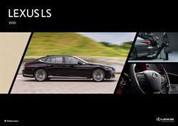 Lexus catalogue ( More than a month )