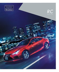 Lexus offers in the Lexus catalogue ( 23 days left)