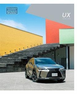 Lexus offers in the Al Ain catalogue