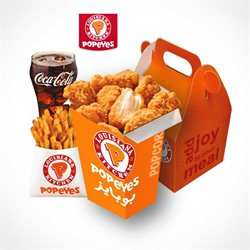 Popeye's offers in the Dubai catalogue