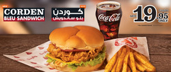 Popeye's offers in the Abu Dhabi catalogue