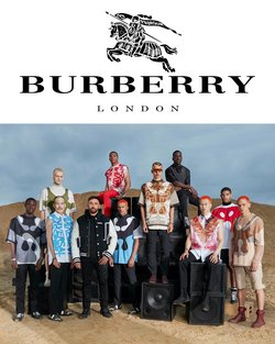 Burberry offers in the Burberry catalogue ( 20 days left)