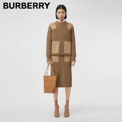 Burberry offers in the Burberry catalogue ( 21 days left)
