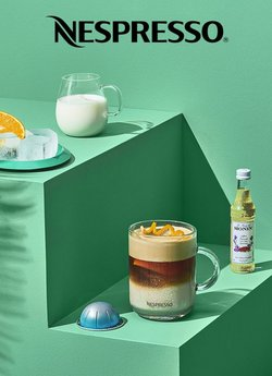 Groceries offers in the Nespresso catalogue ( Expires tomorrow)