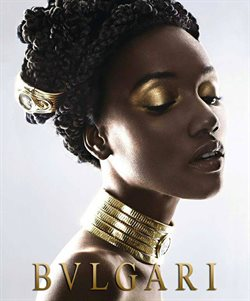 Bvlgari catalogue ( Published today)