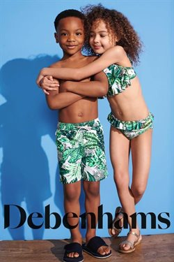 Debenhams offers in the Abu Dhabi catalogue