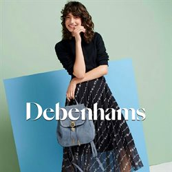 Debenhams catalogue in Dubai ( 23 days left )