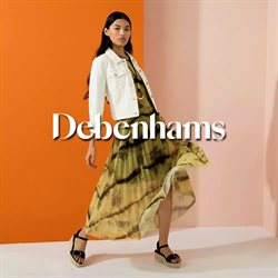 Debenhams catalogue in Dubai ( 13 days left )