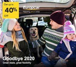 Europcar catalogue ( Expired )
