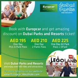 Offers of Building toys in Europcar