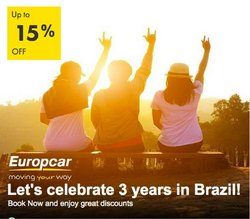 Europcar offers in the Europcar catalogue ( More than a month)