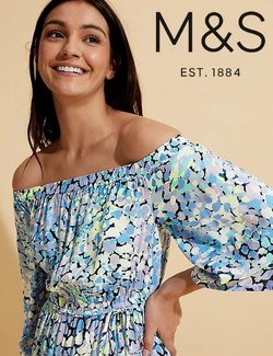 Clothes, Shoes & Accessories offers in the Marks & Spencer catalogue ( 28 days left)