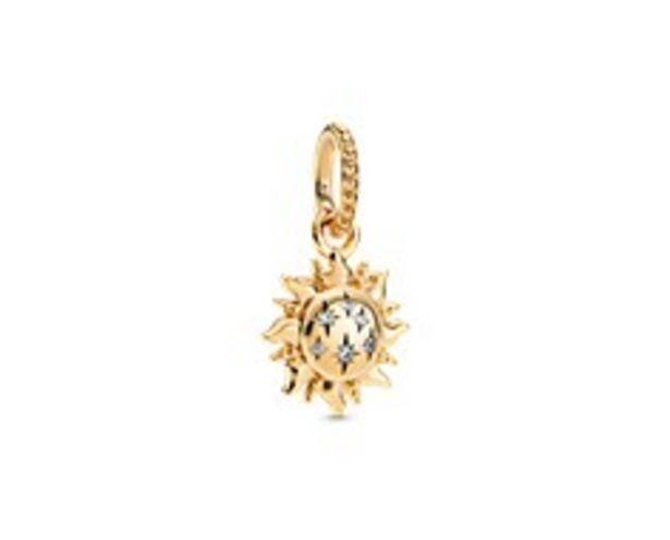 Sparkling Sun Pendant offer at 345 Dhs