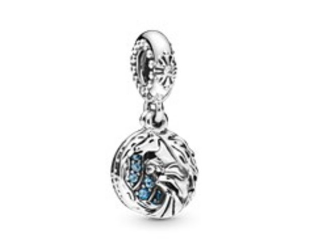 Disney Frozen Elsa & Nokk Dangle Charm offer at 345 Dhs