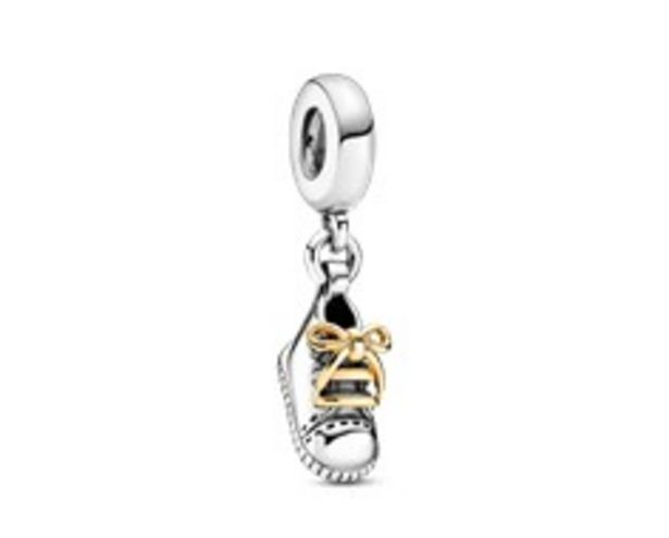 Baby Shoe Dangle Charm offers at 345 Dhs