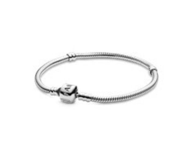 Silver bracelet offer at 295 Dhs