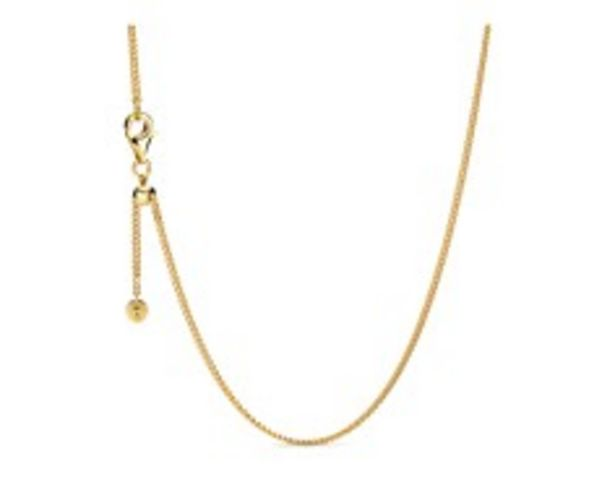 Curb Chain Necklace offer at 745 Dhs