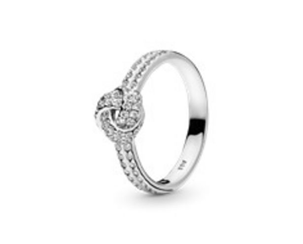 Shimmering Knot Ring offer at 345 Dhs