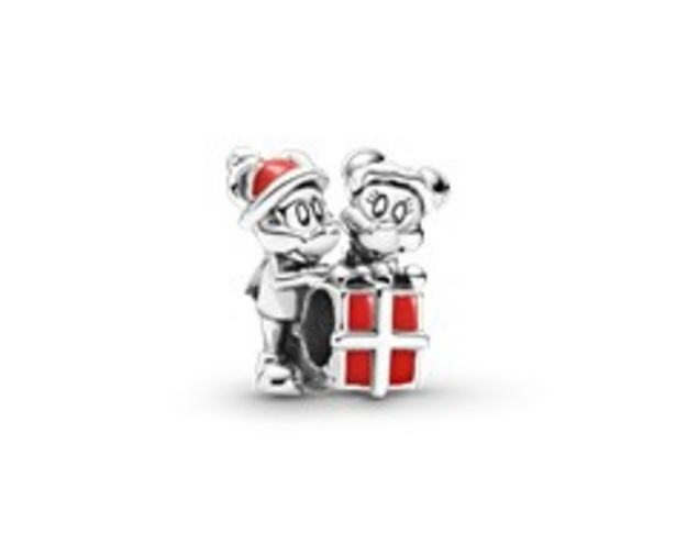Disney Mickey Mouse and Minnie Mouse Present Charm offer at 295 Dhs