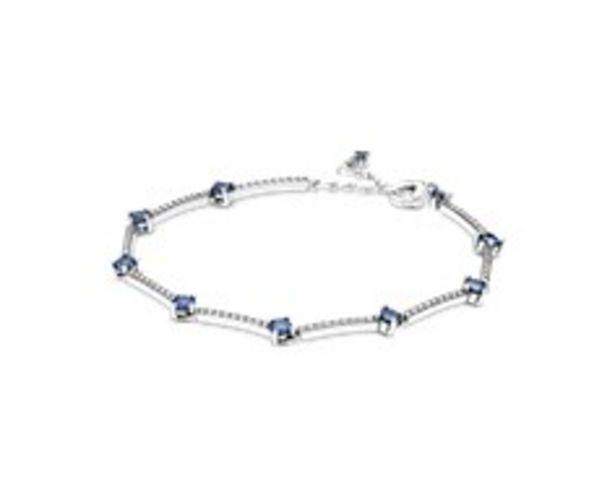 Sparkling Pavé Bars Bracelet offers at 445 Dhs