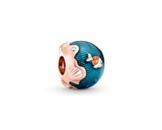 Shimmering Ocean Waves & Fish Charm offers at 295 Dhs
