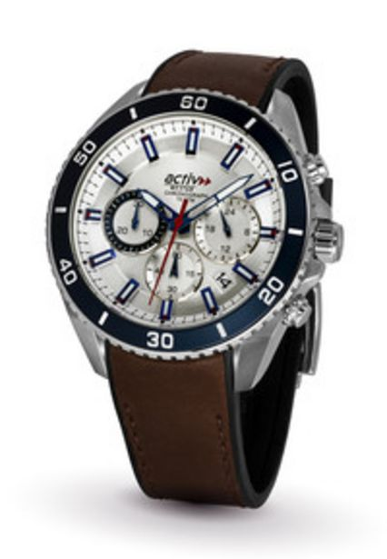 Westar - Gents Watch 90257STN427 offer at 420 Dhs