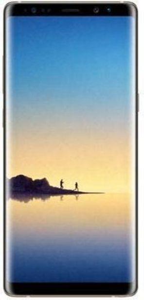 Samsung Galaxy Note 8 Dual SIM - 64GB, 6GB RAM, 4G LTE, Maple Gold offer at 1299 Dhs
