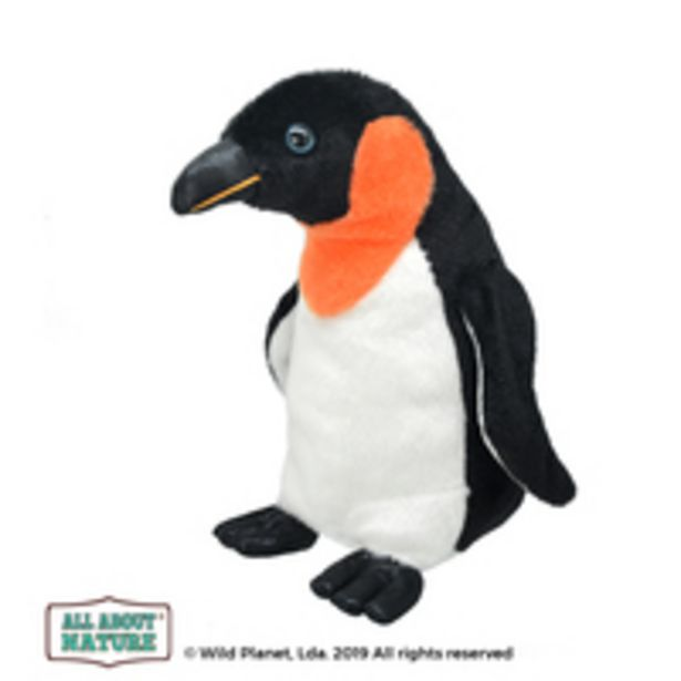 Wild Planet All About Nature Emperor Penguin offer at 18,85 Dhs