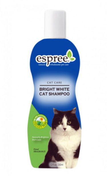 Espree Bright White Cat Shampoo 12Oz offer at 45 Dhs