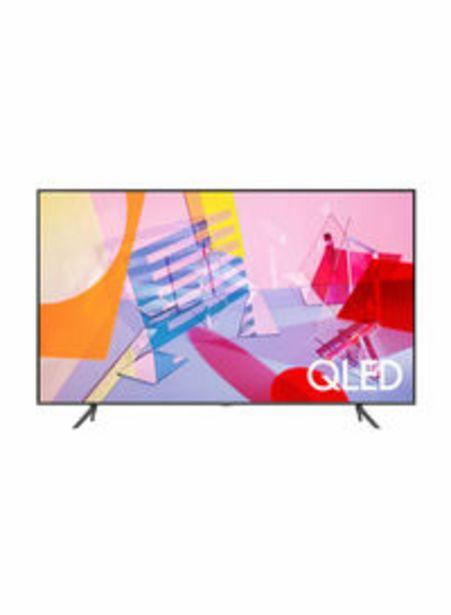 Samsung 65-Inch 4K UHD Smart QLED TV QA65Q60T Black offer at 4028,25 Dhs