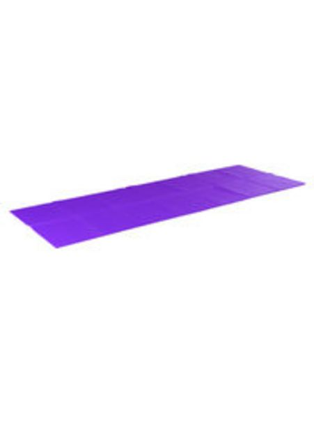 Generic Non Slip Folding Travel Fitness Floor Workout Yoga Mat offer at 35 Dhs