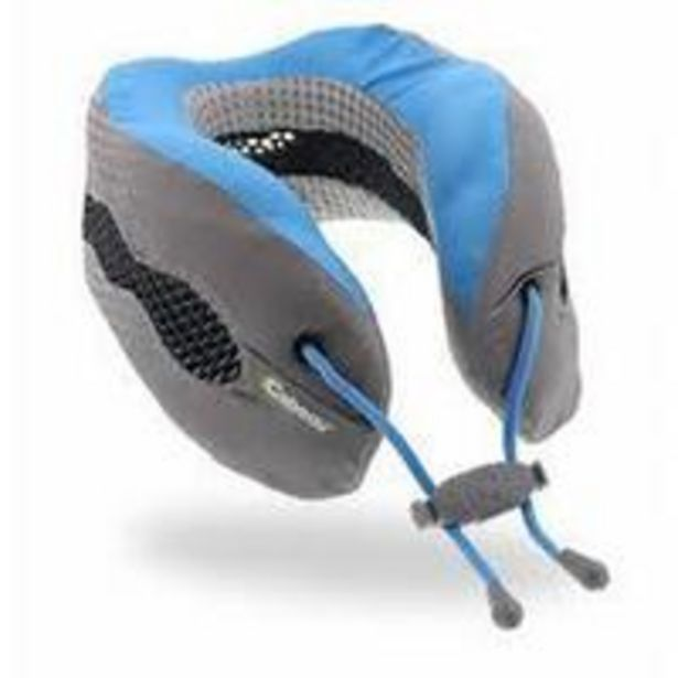 Cabeau - Memory Foam Evolution Travel Pillow Glacier Turquoise Gray Faded offer at 92,99 Dhs