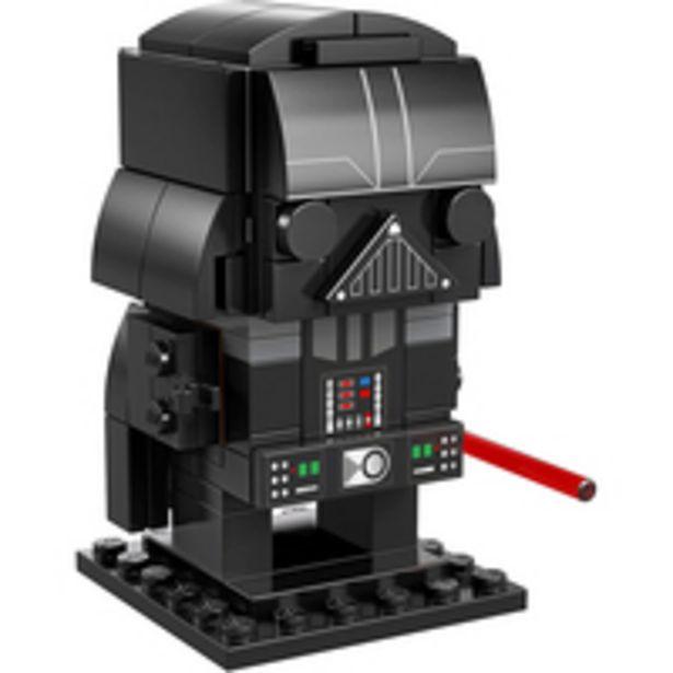 LEGO 41619 Star Wars Brickheadz Darth Vader  Multicolor offer at 149 Dhs