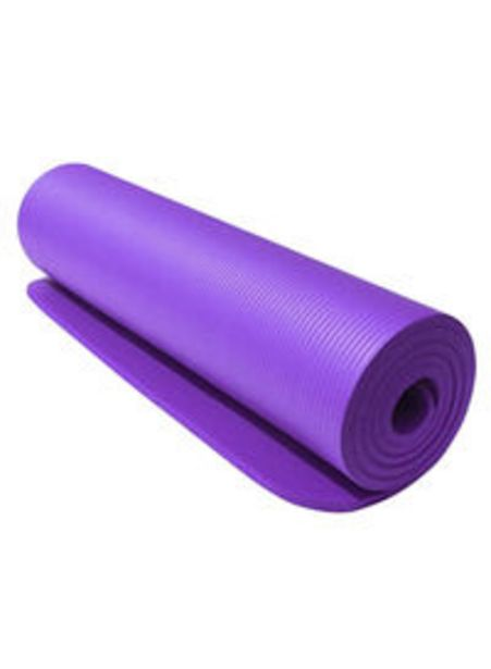 Generic Non-Slip Yoga Mat With Carrying Strap offer at 29 Dhs
