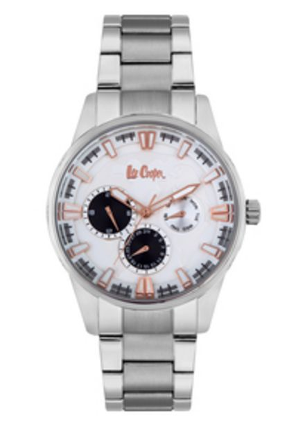 Lee Cooper - Multi Function Watch for Men - LC06671 offer at 280 Dhs